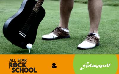 Colchester All Star Rock School Launch – Play Golf