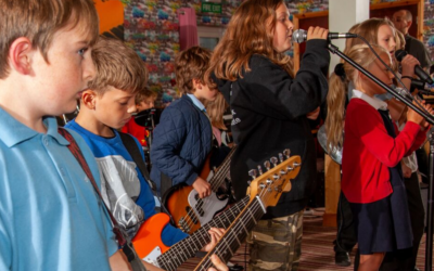 New Ipswich Rock School is a Sell Out Success
