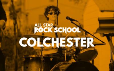 All Star Rock School Colchester Launch