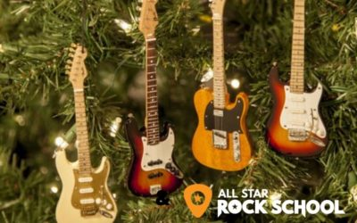 Rock School Magical Christmas Party – Tickets Now Available
