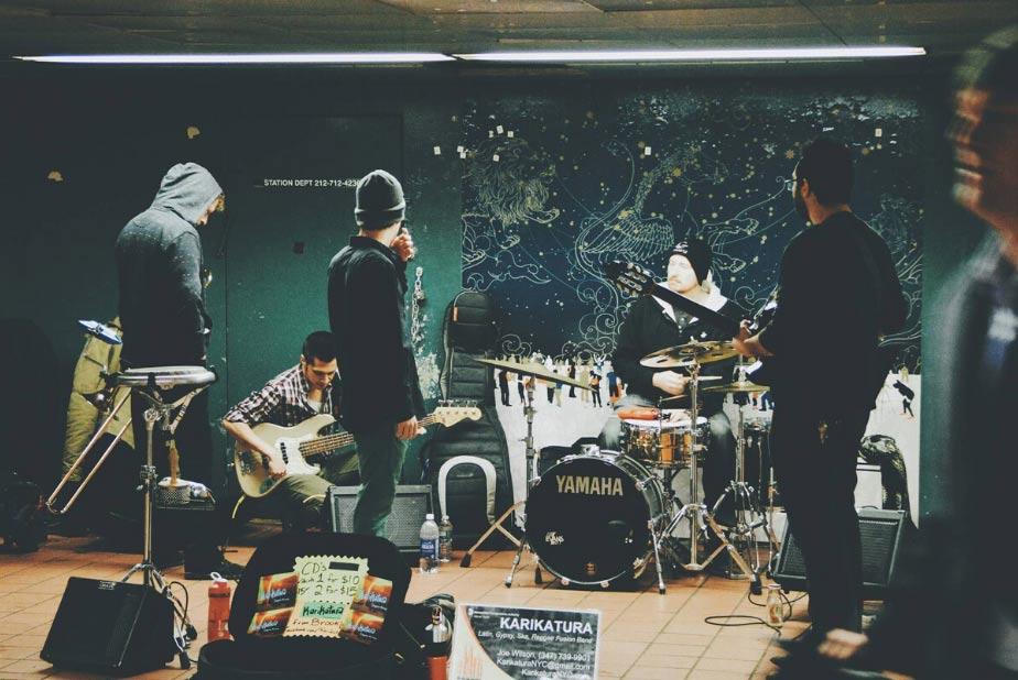 Starting a Band