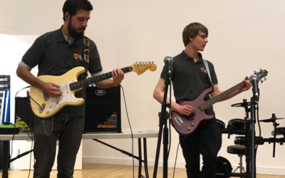 Rock Music Tuition the All Star Way!