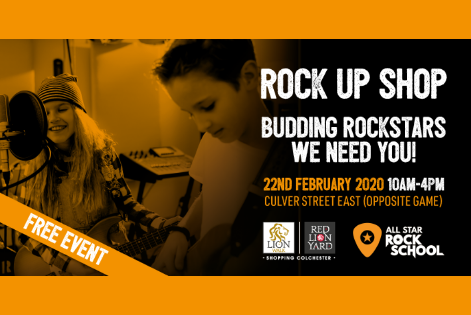 Rock Up Shop – Colchester