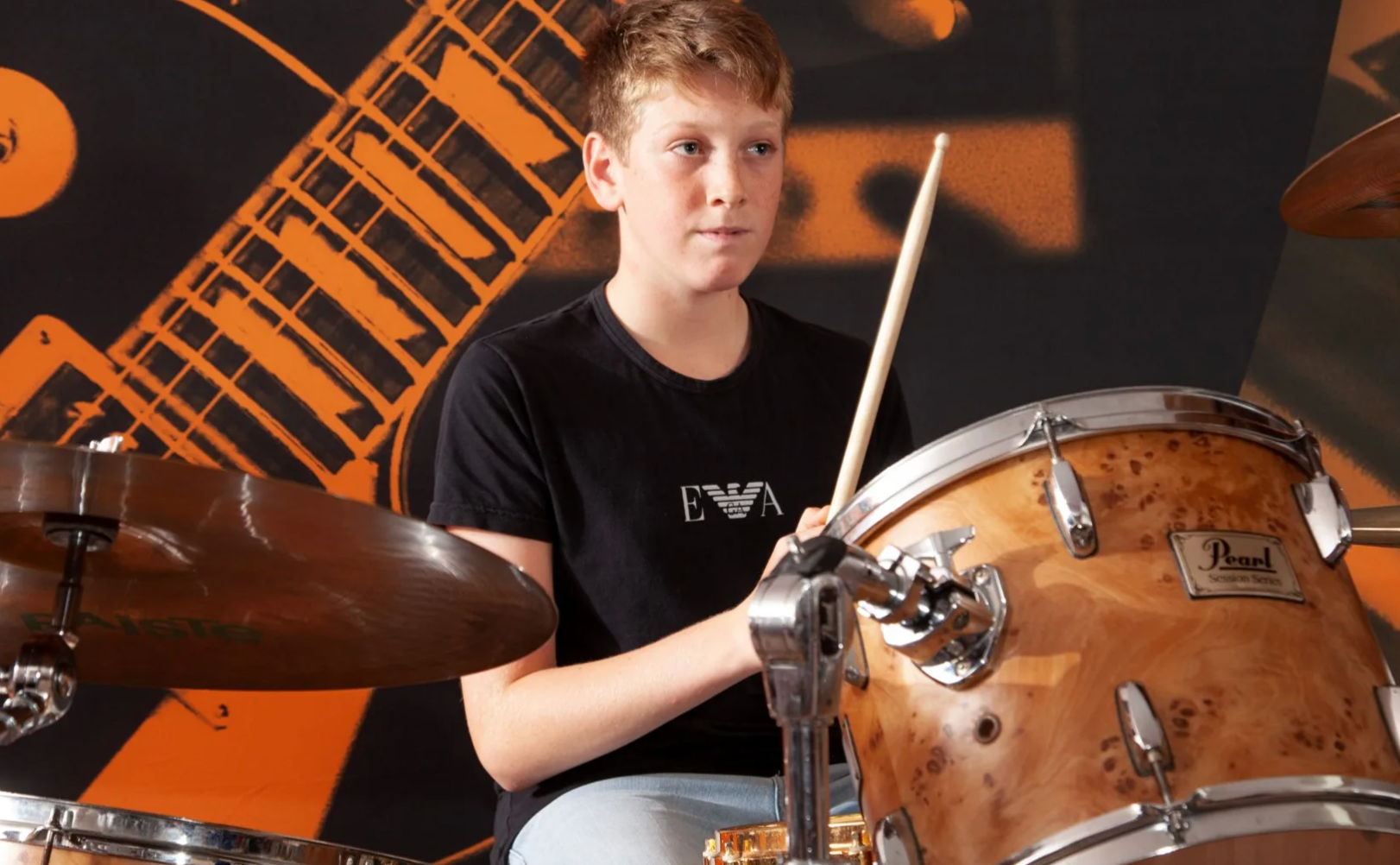 Drum Lessons for Teenagers